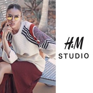 H&M Studio SS 2016 Knitted Sweater
